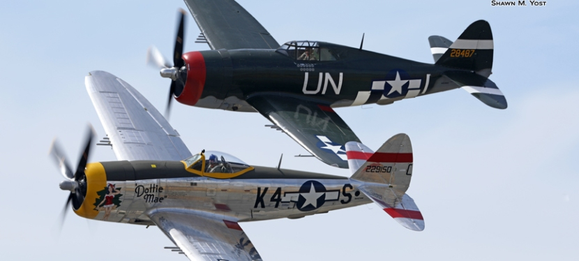 2018 Planes of Fame Airshow