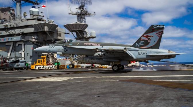 VFA-137 Kestrels 2020-2021 Cruise Video