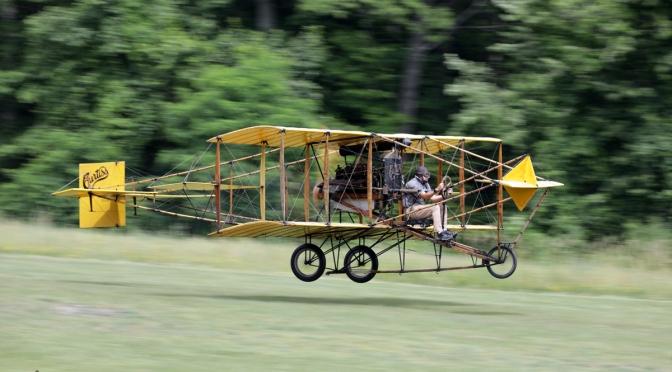 "Old Rhinebeck Aerodrome – ""History of Flight"" Show – Grand Opening 2021"